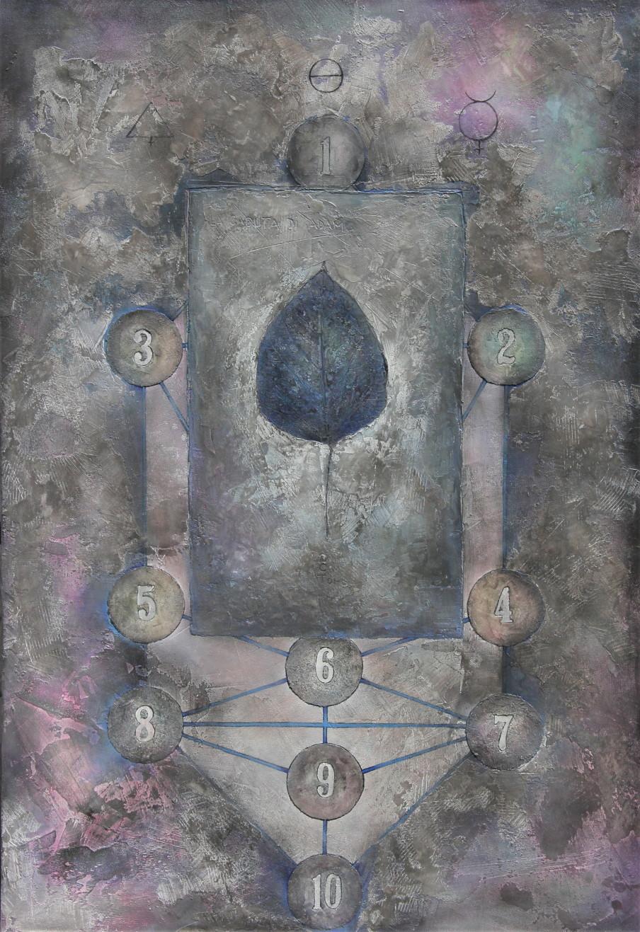 Dana Tomsa Oberhoffer - La caduta di Adamo