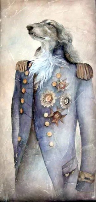 Dana Tomsa Oberhoffer - Trafalgar (collezione privata)
