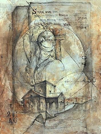 Dana Tomsa Oberhoffer - Strani sogni d'ere trascorse - Il Mausoleo di Galla Placidia