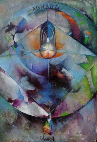 Dana Tomsa Oberhoffer - Il Mondo XXI (Agharti)