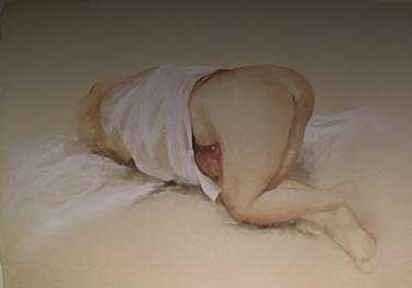 Study for nude (collezione privata)