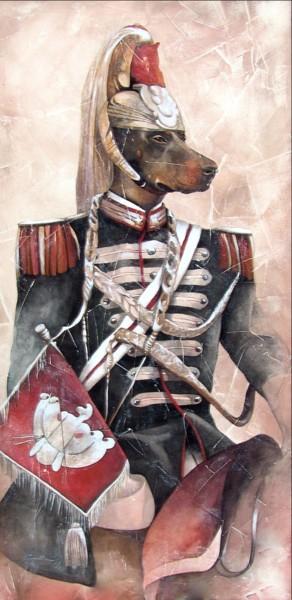 Il Guardiano Canum Presidentum(collezione privata)