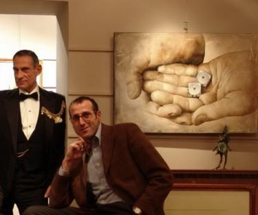 Due grandi amici Paolo Boncompagni e Zeffi