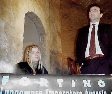 Inaugurazione a Fortino , Vito e ...