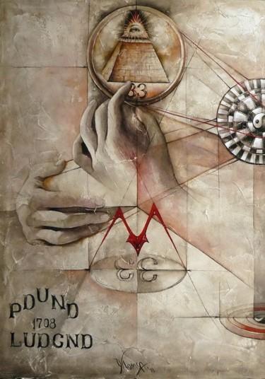 Il secondo principio della dinamica (collezione privata Maria Grazia)