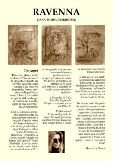 Cartella di litografie - Ter Caput - presentazione