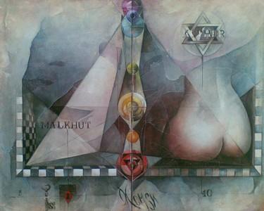 Il tutto è maggiore della somma delle sue parti - Malkuth(collezione privata P.G.)