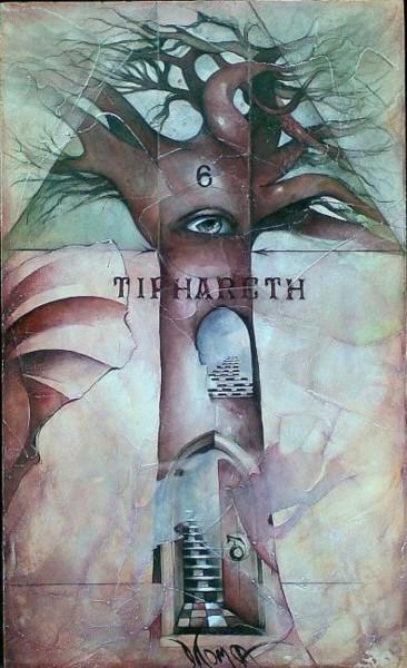 Tiphareth - particolare