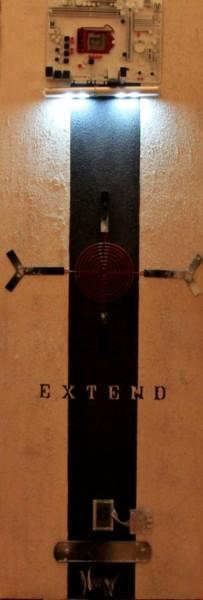 Extend (collezione privata D.)
