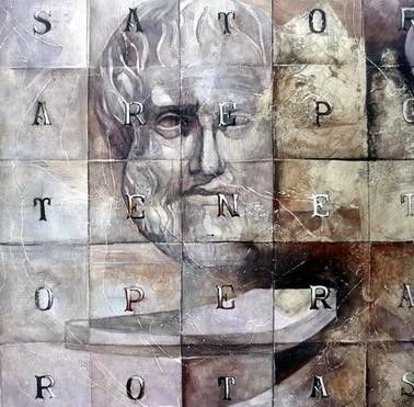 Est opus occultum veri sophi aperire terram ut germinet salutem pro populo.