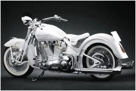 Harley Davidson WhiteAngel