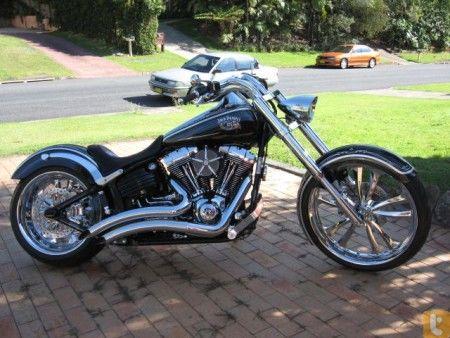 Harley Davidson - Jack Daniel's