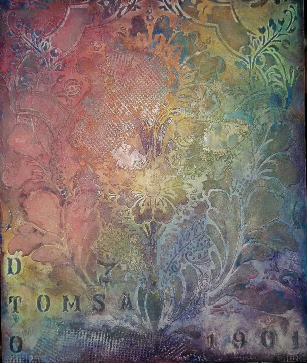 Dana Tomsa Oberhoffer - La pace viene da dentro; non cercarla fuori.