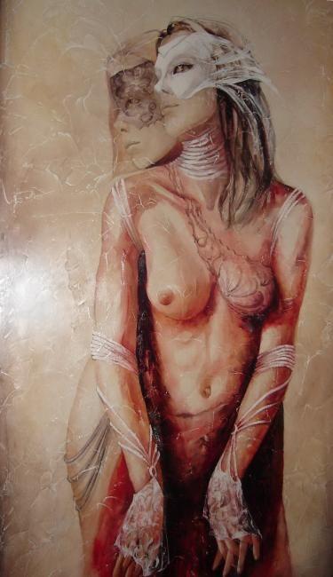 Dana Tomsa Oberhoffer - Le danzatrici - collezione privata M.V.-