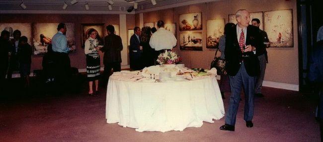 Dana Tomsa Oberhoffer - mostra Washington D.C.