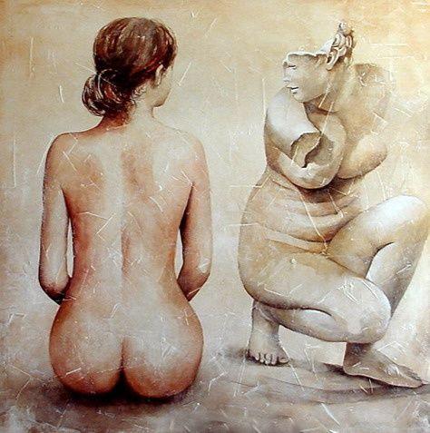 Dana Tomsa Oberhoffer - Lo specchio