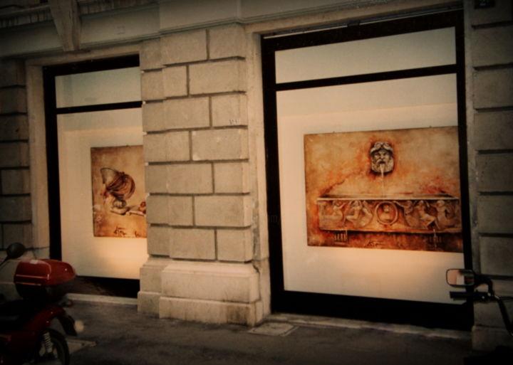 Dana Tomsa Oberhoffer - mostra Trieste